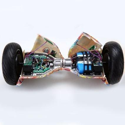 Гироскутер Smart Balance Хип-Хоп 10,5 APP самобалансир (Samsung)