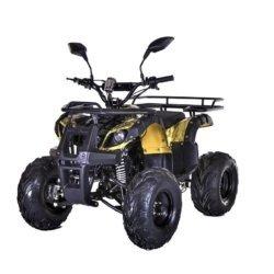 Квадроцикл бензиновый MOTAX ATV Grizlik Super LUX 125 cc (облегченный, длинноходная подвеска, пульт, до 60 км/ч)