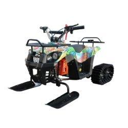 Снегоцикл Mini-Grizlik Snow бомбер